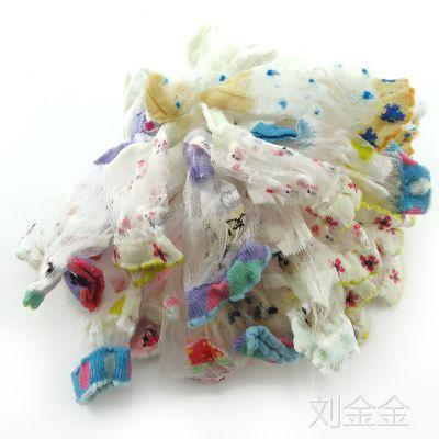 厂家热销透明丝袜 夏季复古玻璃丝女士日韩流行 地摊短丝袜
