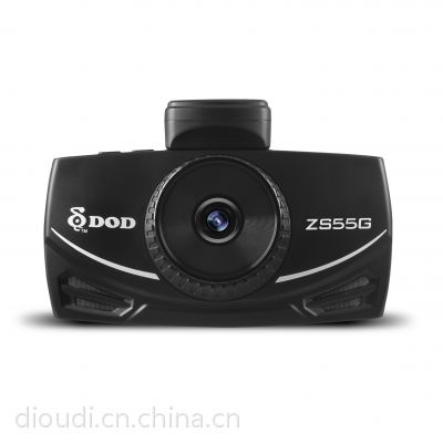 ZS55G高清GPSDOD台湾品牌夜视行车记录仪