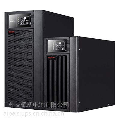 山特UPS电源不间断电源双转换纯在线式UPS C10K