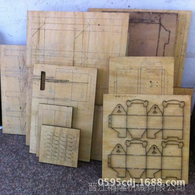 厂家直销名片冲压式激光刀模 刀模均选用进口优质板材