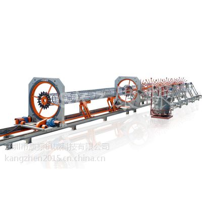 SKZ康振数控钢筋笼滚焊机 钢筋笼成型机 滚焊笼 KZ1500 KZ2000 KZ2500
