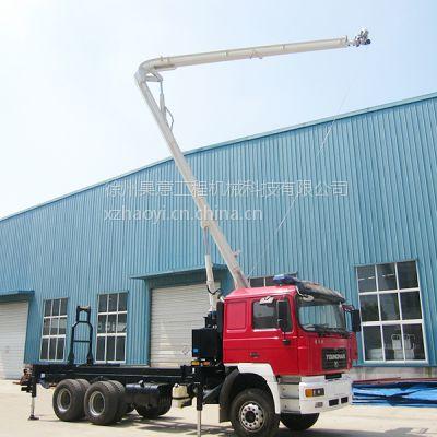 徐州昊意供应JP18 举高喷射消防车 18米高喷举升机构