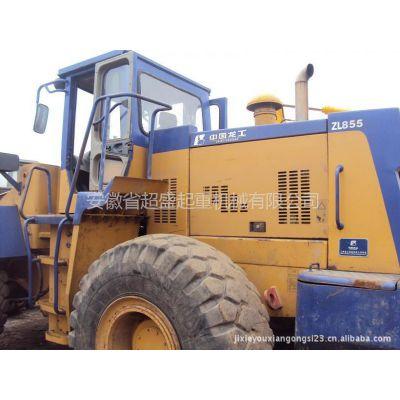 供应二手龙工853装载机+二手50铲车
