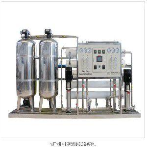 供应供应山东省特价4吨双级反渗透设备