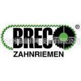 供应德国BRECO特殊BNF试管用皮带,制罐机用同步带