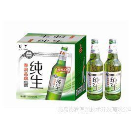大量批发纯生啤酒  雪花啤酒  蓝带啤酒   燕京啤酒  物美价廉