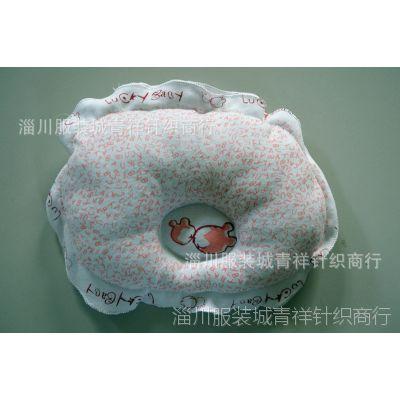 2015新生儿婴幼儿宝宝小枕头定型枕,保健枕纯棉