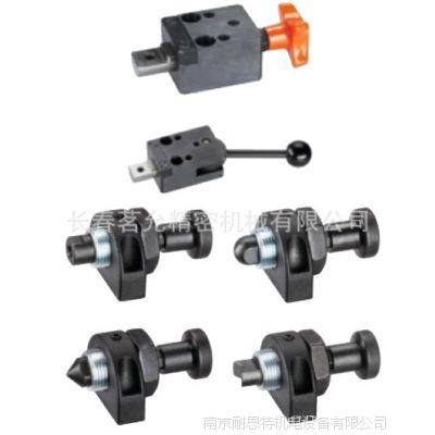 德国HALDER品牌——EH 23230.系列,针推柱塞,防止旋转 定位夹具