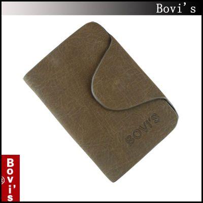 供应2013厂家混批牛皮真皮卡包 韩国新款时尚男士女士卡包卡套878