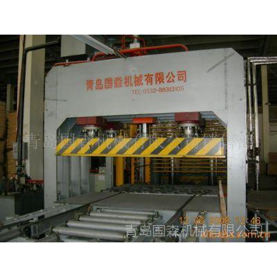供应多层复合地板生产线设备-国森