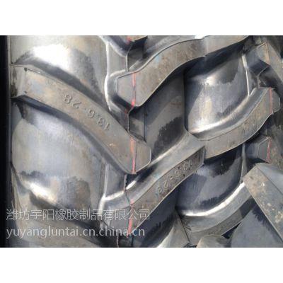 旱田13.6-28 农用轮胎 拖拉机轮胎 厂家直销