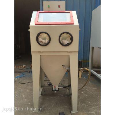 【批发零售】多款式 纺织机械高效率 6050型喷砂机 价格实惠
