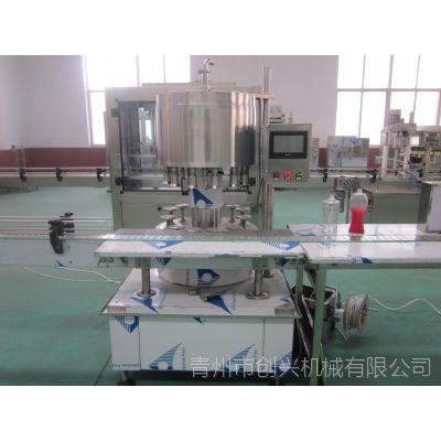 【321】订货会 厂家直供创兴牌高精度全自动酒水灌装机