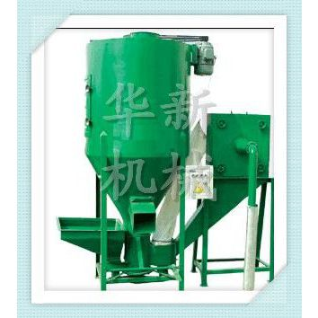 供应直销饲料混合机、饲料粉碎搅拌机、立式饲料混料机的价格、曲阜制造销售资质