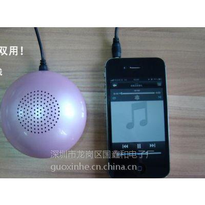 畅销铝合金外观 插卡音箱 TF卡U盘音箱 FM带显示屏