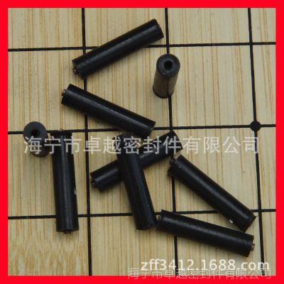 定制丁晴橡胶管件 小规格橡胶垫圈 橡胶套 其他橡胶密封制品