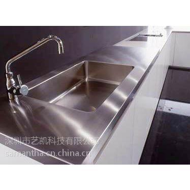 供应不锈钢橱柜台面制作 不锈钢箱子/机柜制作
