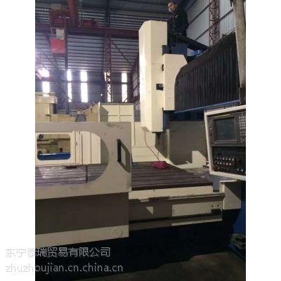 供应二手龙门加工中心,台湾高明2000*3000mm数控加工中心,9成新