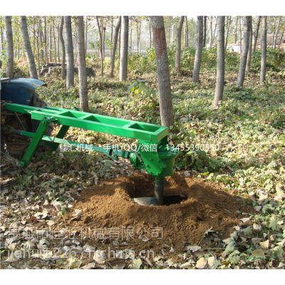 佳汇公司生产优质:【植树高手】挖坑机 挖穴机 质优价廉