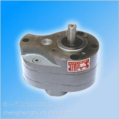正恒 CB-B齿轮泵 齿轮油泵 液压泵 润滑泵