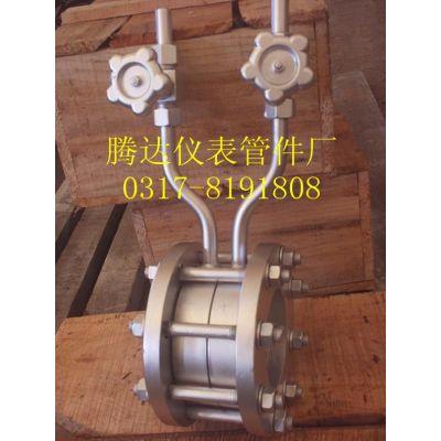 供应LGBH角接环室取压孔板流量计 差压式节流装置