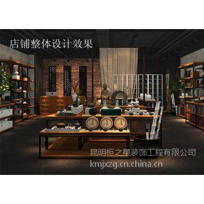 门头门面展厅展览展会商铺超市卖场空间布局规划设计