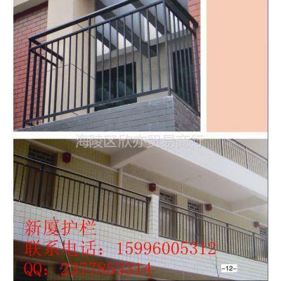 供应德州热镀锌阳台护栏厂家直销  阳台护栏款式新颖独特  安全性强阳台护栏