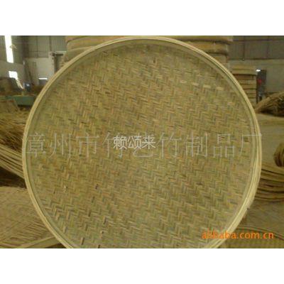 供应竹簸箕 竹筛是农户纯手工制作,天然环保,耐高温