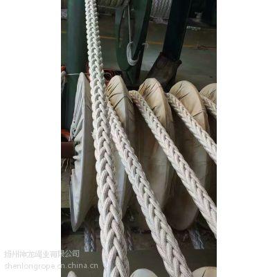 供应高分子聚乙烯十二股绳