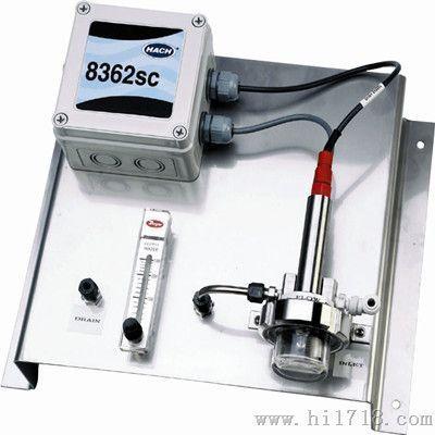 供应进口哈希在线pH分析仪8362sc纯水专用ph计在线检测水质ph仪