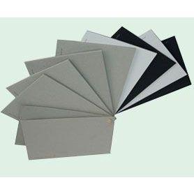 供应灰底黑纸板/灰底白板纸/复合黑纸板/复合白板纸