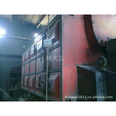 供应处理二手锅炉05年青岛锅炉厂产4吨快装水火管燃煤蒸汽锅炉
