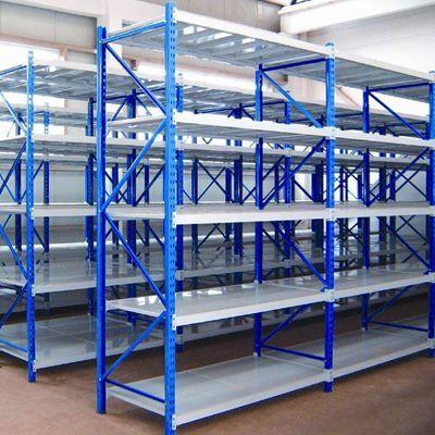 德嘉供应济南各种重型货架免费设计横梁式冷库货架方案