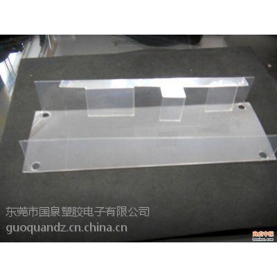 供应国泉塑胶电子专业经销美国通用LEXAN透明级绝缘阻燃PC薄膜,SABIC FR60原厂卷材及模切加工