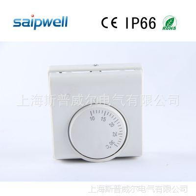 厂家直销saipwell赛普机械式温控器 空调控制器SP-2000A