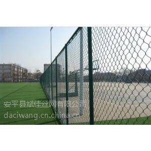 供应体育场围网 勾花网围栏 高尔夫球场铁丝网