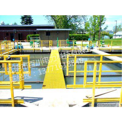 百川供应电镀用环保地坪玻璃钢格栅板