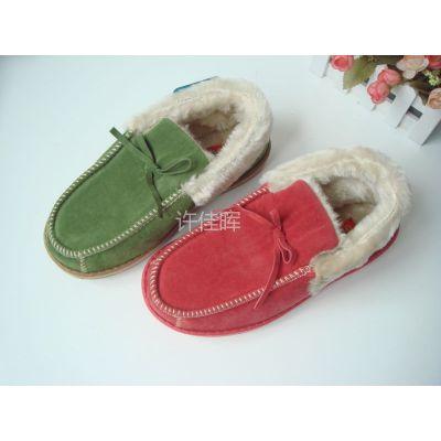 供应批发月子鞋好又美同款情侣外穿棉鞋 冬季居家室内保暖棉拖鞋