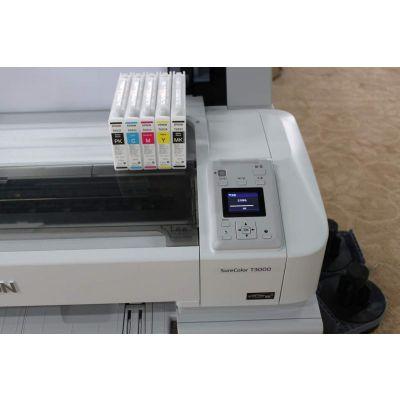 供应EPSON爱普生T3200/T5200/T7200墨盒芯片T694100-T694500