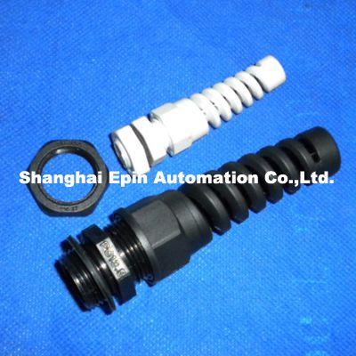 EPIN耐扭式尼龙电缆接头(连体防弯折)