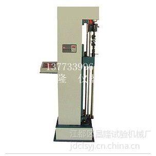 供应0-5000N单柱双数显拉力机