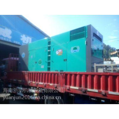 澄迈发电机出租老城镇专业出租柴油发电机组,功率从20KW-1600KW进口小松五十铃发电机组