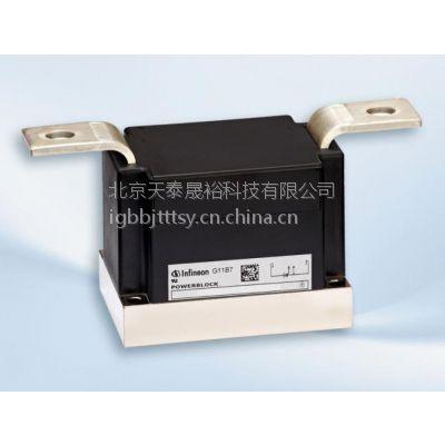 英飞凌一单元可控硅TZ800N14KOF大电流可控功率配件