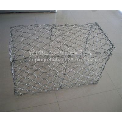 安平仁光供应低碳钢丝、高尔凡钢丝镀锌石笼网