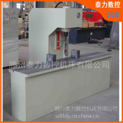 Y41-10T单柱油压机