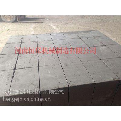 湘潭泡沫混凝土设备-衡阳泡沫混凝土砌块设备-河南恒亿机械公司