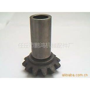 供应加工定做生产各种齿轮链轮伞齿轴A3 20锰45号钢