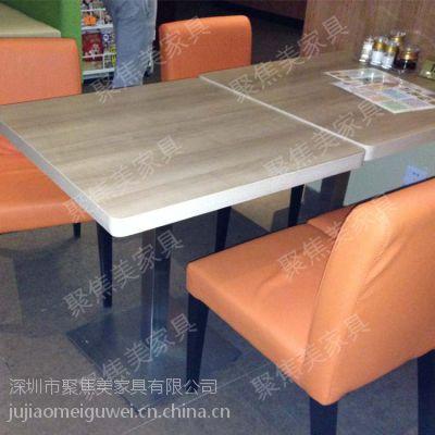 供应餐桌椅定做龙岗茶餐厅餐椅定做找深圳聚焦美家具