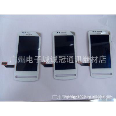 批发供应NOKIA诺基亚N700原装手机电容触摸屏LCD液晶显示屏幕总成