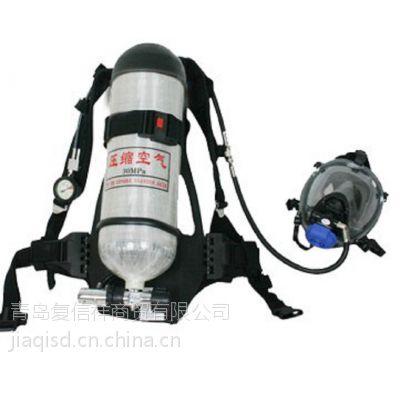 佳琪食库熏蒸作业隔绝式空气呼吸器,医疗救护队RHZKF6.8正压式自给氧气面罩